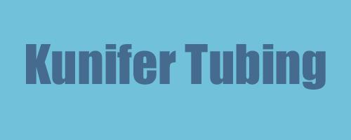 Kunifer Tubing 2